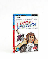 Little Britain - the Complete 2nd Series [UMD Mini for PSP], Good DVD, ,