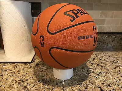 Official Spalding 2006 Cross Traxxion NBA Game Ball Leather Basketball Wizards