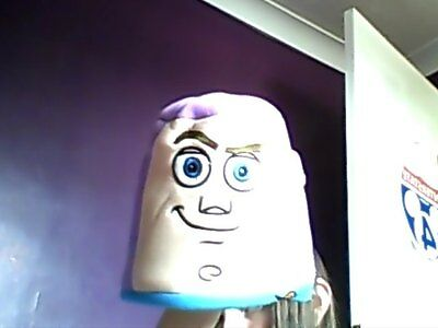 buzz lightyear hat reversable