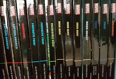 marvel epic collection books x 19