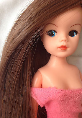 premium synthetic DOLL hair for RE-ROOTING Barbie Sindy BJD and Fashion Dolls