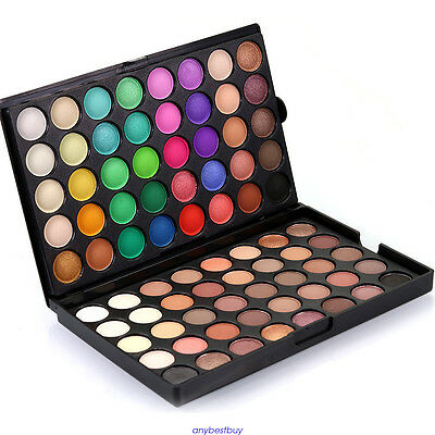 80 Colors Matte Earth Eye Shadow Professional Makeup Palette For Ladies