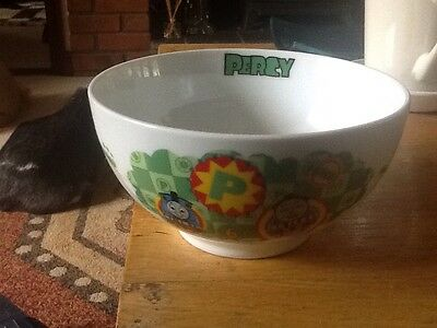 Thomas The Tank Engine &Friends ,Percy Cereal Bowl