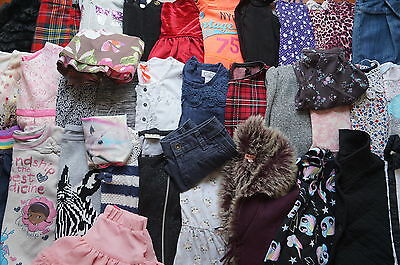 Bundle of girls clothes from 5-6 years old- FULL LIST & LOTS OF PICTURES INSIDE