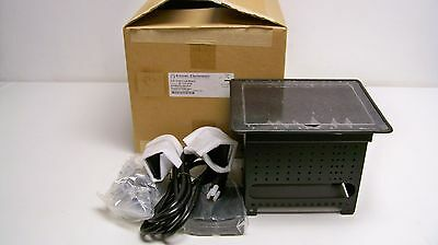 """Extron TLP 710CV US Blk, 60-1175-020A, 7"""" Cable Cubby TouchLink Touchpanel (F4)"""