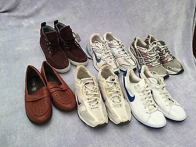 Joblot Of Ladies Trainers/shoes Size 6