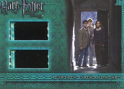 Harry Potter and the Deathly Hallows Part 1 Cinema Film Card - CFC1 #245/247
