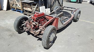 MGA 1500cc Rolling Chassis with Engine etc. Classic MG