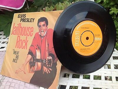 Elvis Presley - All Shook Up / Heartbreak Hotel - Rca 7""