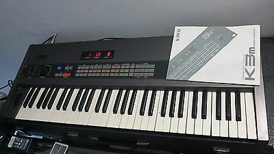 Kawai K3 - Digital Wave Memory Synthesizer With Analog Filter