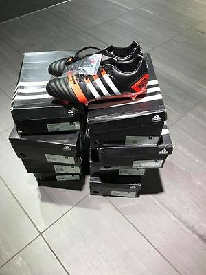 8x pairs adidas FF80 PRO XTRX SG II Rugby Boots infra red rrp £140 shoes studs