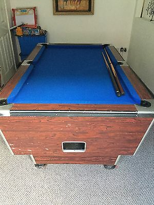 Pre-Owned Pool Table
