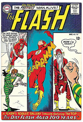FLASH #157 F/VF 7.0 Solid! Classic Old Flash Cover!
