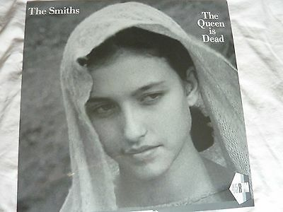 """The Smiths The Queen Is Dead 12"""" Single 2017 Anniversary Very Limited New Sealed"""
