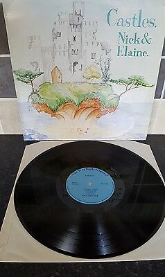 Nick and Elaine-Castles,1985,Private Release,Rare Folk/Xian