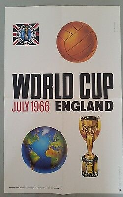 "England World Cup 1966 Replica Poster 12"" X 20"""