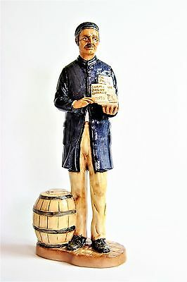 The Music Seller, from the Coalport Character Collection