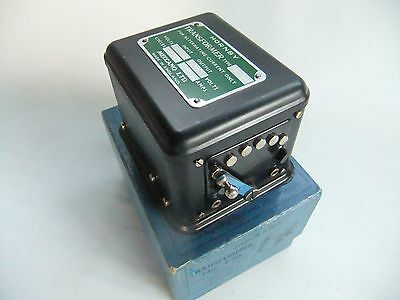 Hornby T20 transformer, Fully reconditioned with original box & instructions