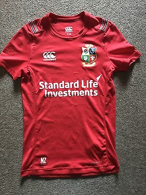 Canterbury Vapodry British And Irish Lions Jnr Shirt BIL