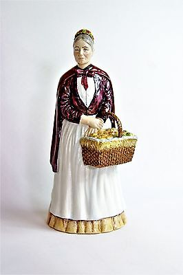 The Apple Woman, from the Coalport Character Collection