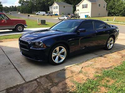 2014 Dodge Charger R/T Dodge Charger R/T Road & Track