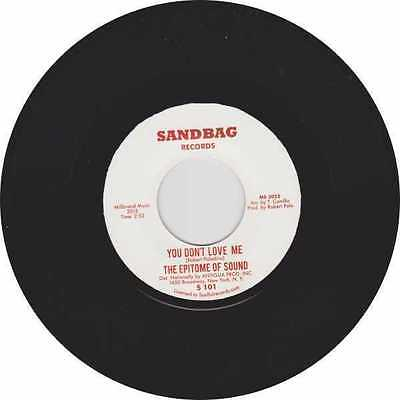 Epitome Of Sound - You Don't Love Me - Northern 45