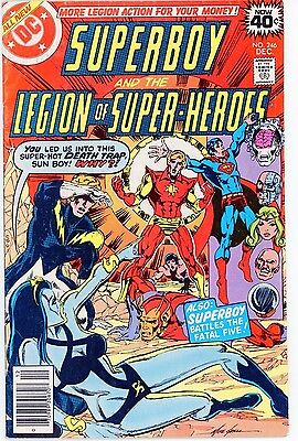 Superboy #246 (Dec. 1978, DC)