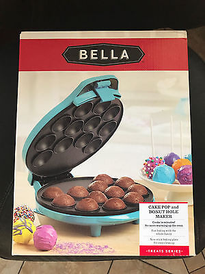 Bella Cake Pop and Donut Hole Maker, New in Box!