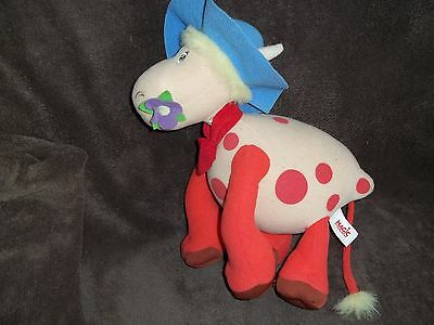 Magic Roundabout Soft Toy   Talking Ermintrude