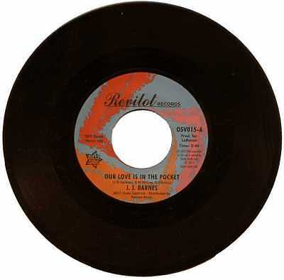J.J.Barnes - Our Love Is In The Pocket - Northern 45