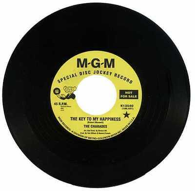 The Charades - They Key To My Happiness- Northern 45