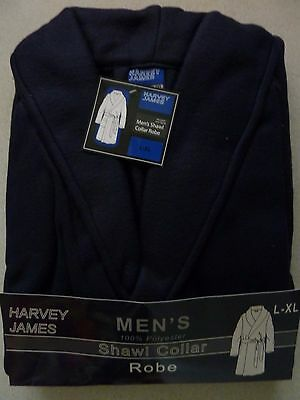 Mens Dressing Gown / Bath Robe, Size L-XL,  Brand New.