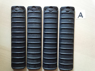 "4 x KAC Knights Armament Rail Covers ""VERO BEACH"" (LOT A)"