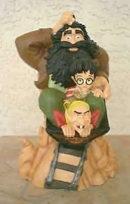 Harry Potter  and Pals Warner Brothers Bank NEW