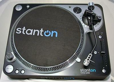 Stanton T.92Usb Turntable Excellent But Usb Not Working Correctly Please Read