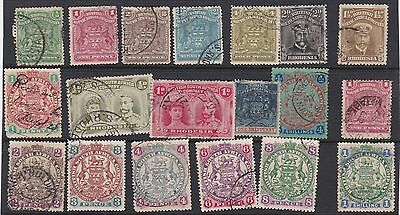 F241: Rhodesia British South Africa Company Assortment Used