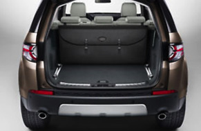 Land Rover Discovery Sport Genuine Black Loadspace Seat Back Storage Bag