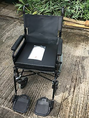 L@@k Used Remploy Ap100 Wheel Chair