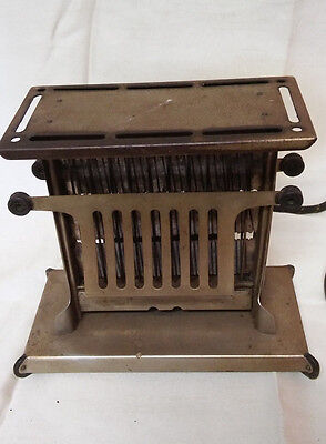 vintage Universal TOASTER art nouveau Landers Frary Clark antique working