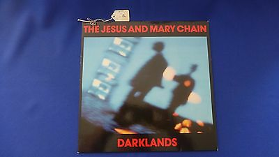 Record Lp Album Wea Records The Jesus And Mary Chain Darklands Germany 1987