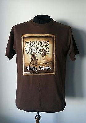 Brooks & Dunn - Play Something Country Concert Tour T-Shirt Size L