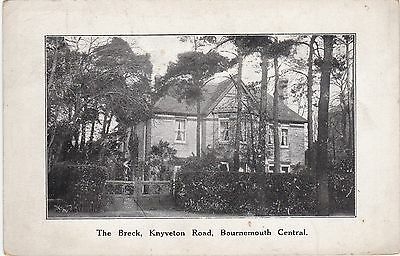 The Breck, Knyveton Road, BOURNEMOUTH, Hampshire