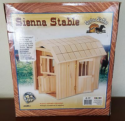 New Groton Stables Sienna Stable