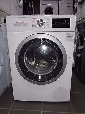 New Unboxed BOSCH WVG30461GB Washer Dryer 8 kg A 1500 rpm - White