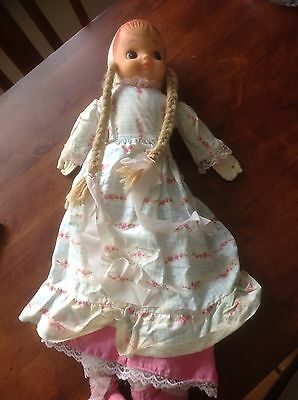 VINTAGE DOLL LARGE DECEASED ESTATE Reduced Collectable Rare