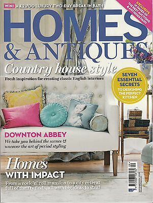 Homes & Antiques Magazine - September 2014 - Country House Style
