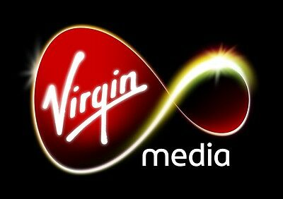 12 Month Virgin HD UK Premium Gift Warrenty**SALE** CABLE TV ONLY