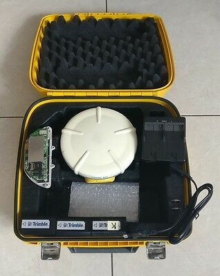 Trimble R8 GPS Receiver with additional GSM module and accessories!