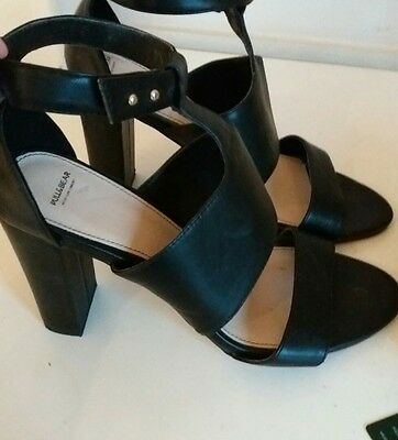 PULL & BEAR High shoes size 5 RRP£65