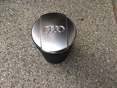 Audi A1 A3 A4 A5 A6 A7 Q3 Q5 Tt Q7 Cup Chrome Lid Ashtray Cup Holder 8Xo864575A